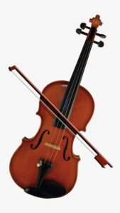 violin top hard instrument to play