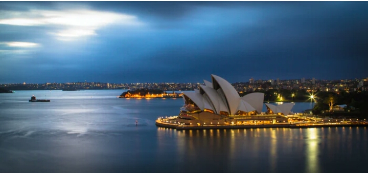 Australia which is one of the best countries to earn more moneyog