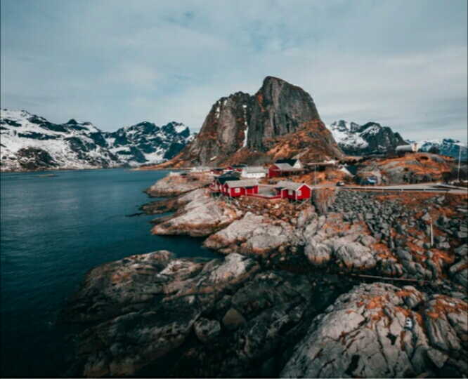 Norway, which Is one of theee best countries to earn more money