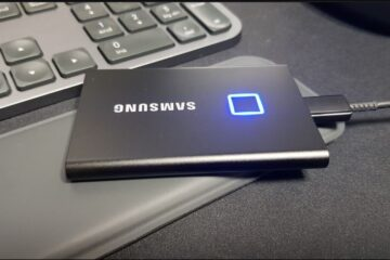 Samsung T7 SSD Touch